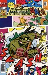 Mighty Mutanimals (1992 series) #9, VF- (Stock photo)