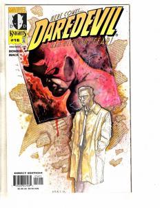 Daredevil #20 VF 2013 Stock Image
