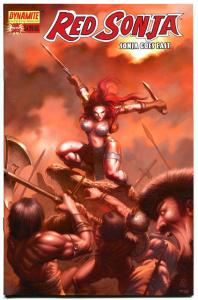RED SONJA Goes East #1, NM-, Good Girl, Femme Fatale, Sword, more RS in store