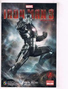 7 Free Comic Book Day Comics # 1 Iron Man 3 Sonic Hulk X-Men Bongo Family G J122