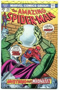 AMAZING SPIDER-MAN #142 1975-MARVEL COMICS-MYSTERIO VF