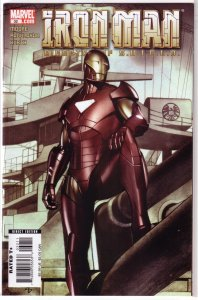 Iron Man: Director of SHIELD (IM vol. 4, 2005) #32 FN (With Iron Hands 4)