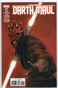 Star Wars: Darth Maul #1 NM (2017) Check out my other KEYS this week!!