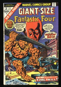 Giant-Size Fantastic Four #2 FN/VF 7.0