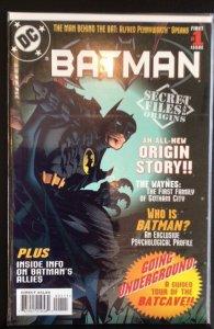 Batman: Secret Files #1 (1997)