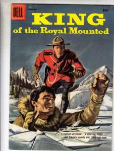 King of the Royal Mounted #20 (Mar-56) FN/VF Mid-High-Grade King of the Royal...