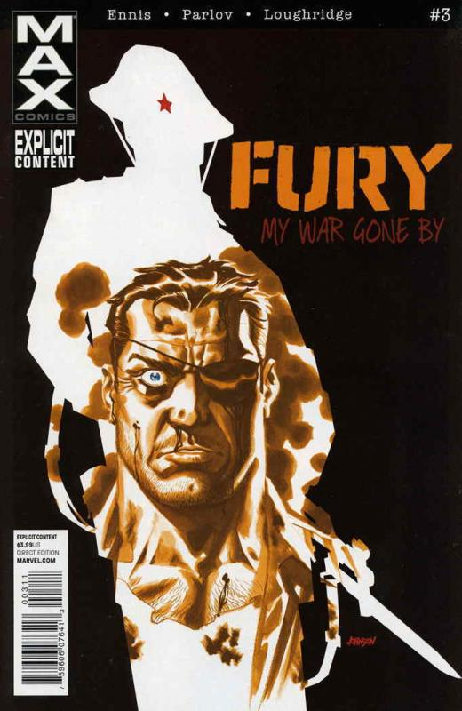 Fury Max #3 VF/NM Marvel - save on shipping - details inside