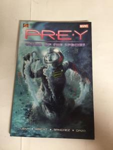 Prey Origin Of The Species Tpb Nm Near Mint Marvel Comics