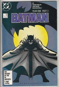Batman #405 (Mar-87) VF/NM High-Grade Batman