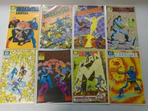 Dreadstar lot 19 different issues 8.0 VF (1982-86)