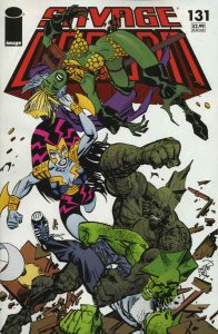 Savage Dragon, The #131 VF/NM; Image | save on shipping - details inside
