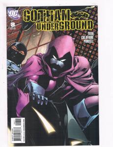Gotham Underground # 8 NM 1st Print DC Comic Book Batman Joker Robin Batgirl S61