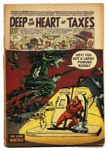 WILD #2 1954 Bargain copy-AVON-JOE MANEELY-HORROR-WITCH