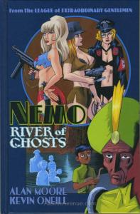 Nemo: River Of Ghosts HC #1 VF/NM; Top Shelf | save on shipping - details inside