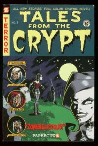 TALES FROM THE CRYPT #3 2008 GRAPHIC NOVEL-ZOMBIE VF
