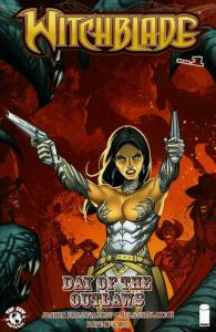 Witchblade Day of the Outlaws #1 VF/NM; Image | save on shipping - details insid