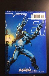 Uncanny X-Men:  Poptopia 1