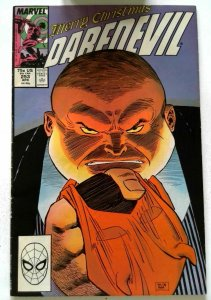 Daredevil #253 Marvel 1988 VF- Copper Age 1st Printing Comic Book