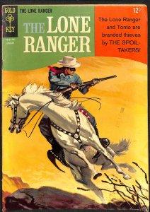 The Lone Ranger #5 (1967)