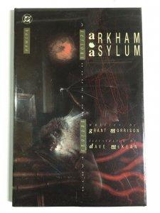 Batman Arkham Asylum Near Mint Nm Tpb Hc Hardcover Dc Comics