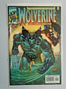 Wolverine #156 8.5 VF+ (2000)