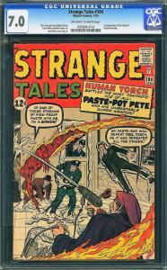 Strange Tales #104 (Marvel, 1963) CGC 7.0