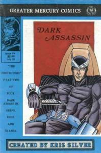 Dark Assassin Vol. 2 #4 FN; Greater Mercury | save on shipping - details inside