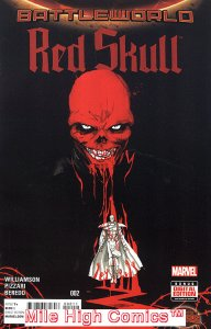 RED SKULL (BATTLEWORLD) (2015 Series) #2 Near Mint Comics Book