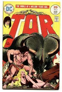 TOR #2 1975- JOE KUBERT ART-DC Comics VF