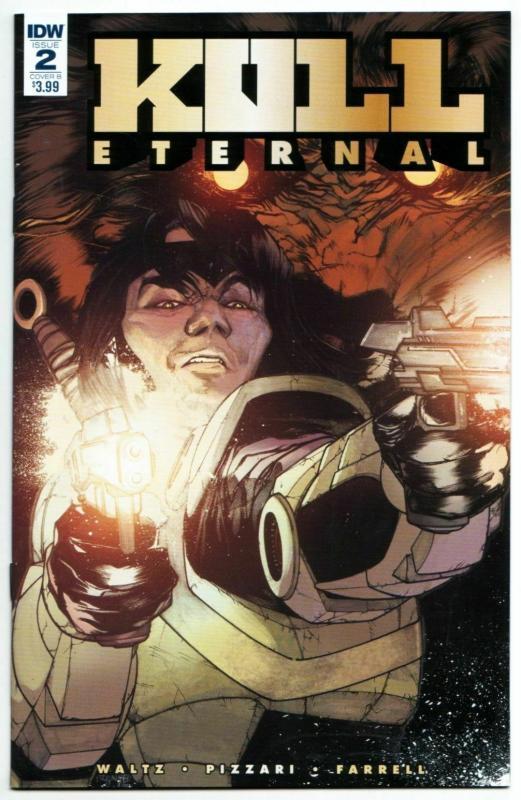 Kull Eternal #2 Cvr B (IDW, 2017) VF