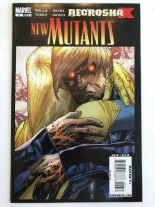 New Mutants #6 Necrosha X Wells, Neves, Tadeo, Rauch X-Men NM