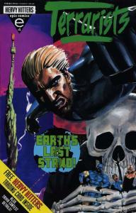 TERRARISTS (1993 EPIC) 1-4 (2.50 CVR) Mills/ Skinner
