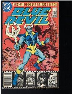 Blue Devil #1 (DC, 1984)