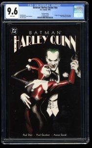 Batman: Harley Quinn #nn CGC NM+ 9.6 White Pages 2nd Print!