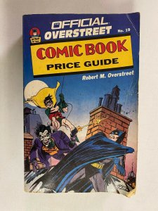 Overstreet Price Guide #19 Softcover 4.0 VG (1989)