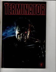 Terminator The Tempest Dark Horse Comics Graphic Novel TPB Comic Book CR31