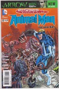 Animal Man #17