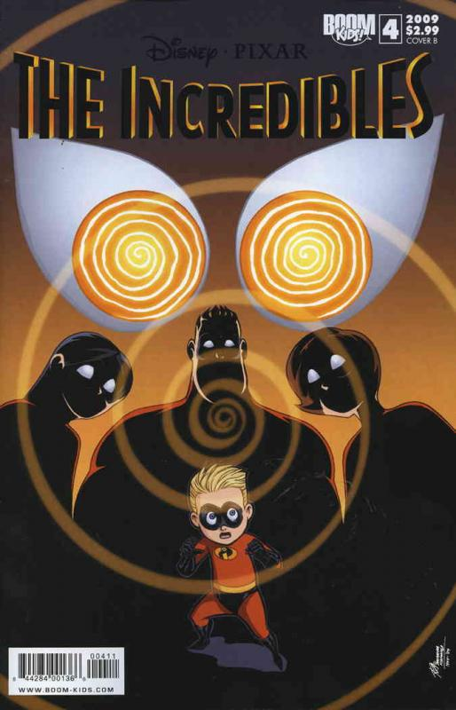 Incredibles, The (2nd Series) #4B VF/NM Boom! - save on shipping - details insid