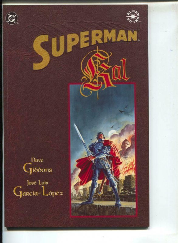 Superman Kal-Dave Gibbons-TPB-trade