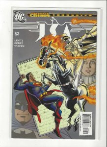 JSA #82 DC Comics  NM-