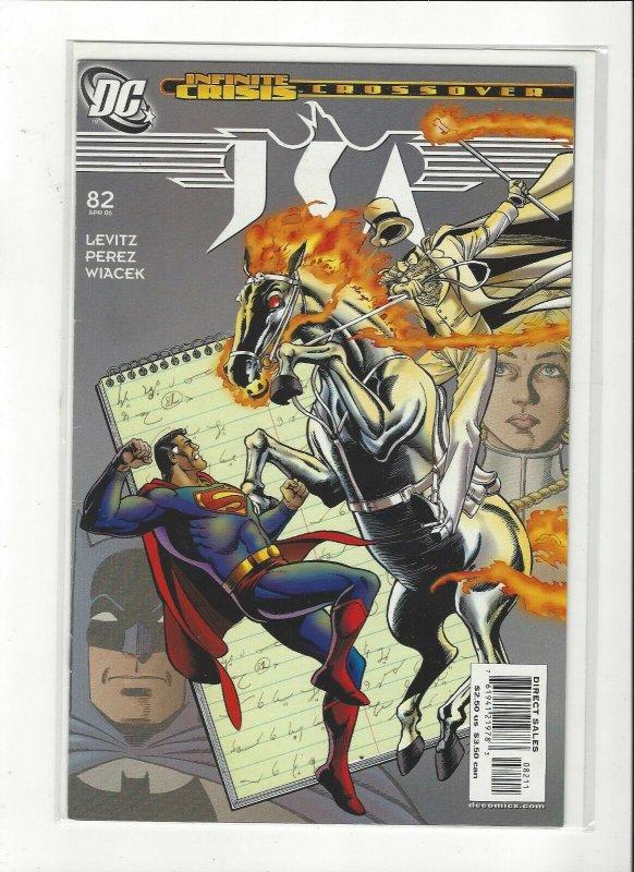 JSA #82 DC Comics  NM-