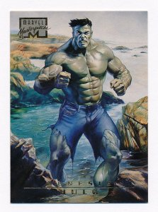 1996 Marvel Masterpieces #98 Hulk