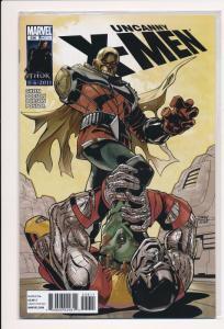 The Uncanny X-Men #536 -  Marvel Comics 2011 ~ VF/NM (HX422)