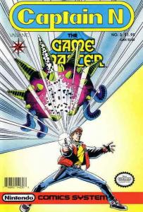 Captain N: the Game Master #3 VF/NM; Valiant | save on shipping - details inside