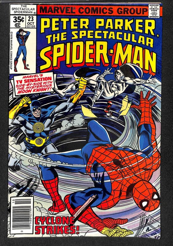 The Spectacular Spider-Man #23 (1978)