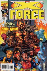 X-Force #93 VF/NM; Marvel | save on shipping - details inside