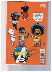 Mighty Avengers #1C