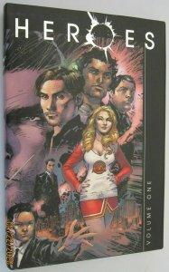 Heroes volume 1 HC #1B 6.0 FN (2008)