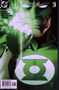 Green Lantern #1 (2005) - NM