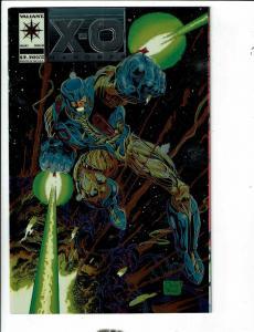 Lot Of 7 X-O Manowar Valiant Comics # 0 14 15 21 1 + FCBD # 1 (2) MK9
